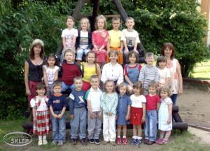 Školní fotografie